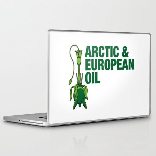 Arctic & European Oil Laptop & iPad Skin