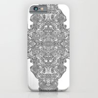 cross iPhone & iPod Cases featuring Cross by Coco Ysabelle