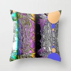 Ganeesh A Throw Pillow