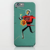The Time Travelling Pira… iPhone 6 Slim Case