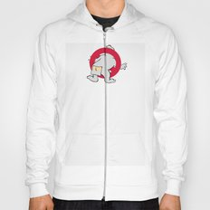 Ain't afraid of no cold! Hoody