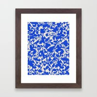 earth 13 Framed Art Print