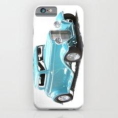 Blue Car Slim Case iPhone 6s