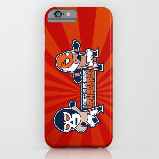 Los Luchadores iPhone & iPod Case