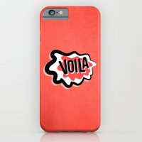 iPhone & iPod Case featuring Voila by Anant Surya
