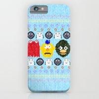 Don't Hug Me I'm Sweater iPhone 6 Slim Case