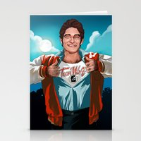 teen wolf Stationery Cards featuring teen wolf by betp