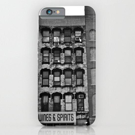 Wine & Spirits iPhone & iPod Case