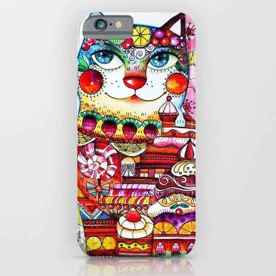 Sweet   cat  iPhone & iPod Case
