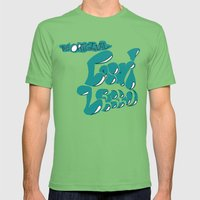 Original Mens Fitted Tee Grass SMALL
