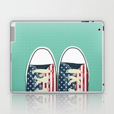 Casual American Laptop & iPad Skin