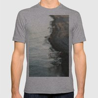 Modern Consumption Mens Fitted Tee Athletic Grey SMALL