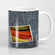 STICKER OF GERMANY flag Mug
