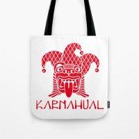 Karnahual Tote Bag