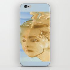 Water Baby iPhone & iPod Skin