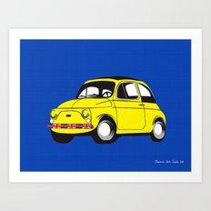 Zoom, Zoom- Art Print Art Print
