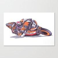 Ballpoint Pen, 93, Marc … Canvas Print
