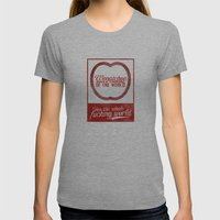 Locals only - Wenatchee Womens Fitted Tee Athletic Grey SMALL