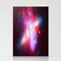 Space. In Color. Stationery Cards