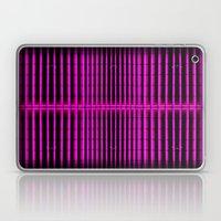 Purple light Laptop & iPad Skin