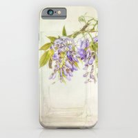 Still life with wisteria iPhone 6 Slim Case