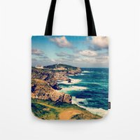 Lost Coast  Tote Bag