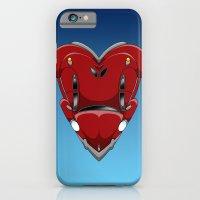 Be Still My Beetle Heart iPhone 6 Slim Case