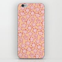 Wallflower - Coralette iPhone & iPod Skin