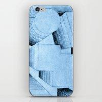 bird's-eye view iPhone & iPod Skin