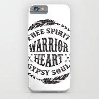 Warrior Heart iPhone 6 Slim Case
