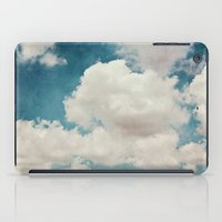 January Clouds iPad Case