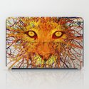 Lion Drip iPad Case