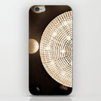 Party Lights iPhone & iPod Skin