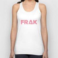 FRAK  Unisex Tank Top