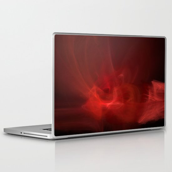 The Color of Passion Laptop & iPad Skin
