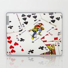 Joker In The Pack Laptop & iPad Skin