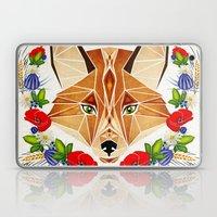 spring fox  Laptop & iPad Skin
