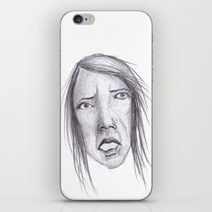 Now You're Just Some Body iPhone & iPod Skin