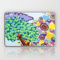 tree of love Laptop & iPad Skin