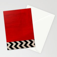 Twin Peaks - Red Room Stationery Cards