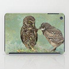 Cute Owl iPad Case