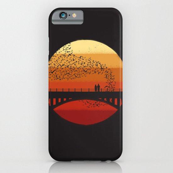 Into the Setting Sun iPhone & iPod Case