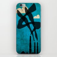 Care iPhone & iPod Skin