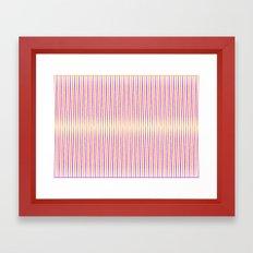 Eye line 3 Framed Art Print