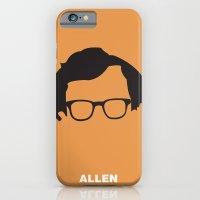 iPhone & iPod Case featuring Allen by eve orea