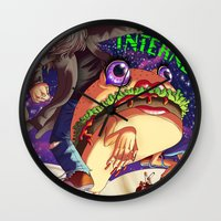 Welcome To The Internet Wall Clock