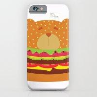 Oso Hamburguesa (Burger Bear) iPhone 6 Slim Case