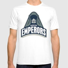 DarkSide Emperors Mens Fitted Tee SMALL White