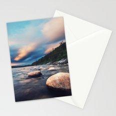 La Poile Sunset Stationery Cards