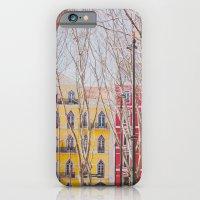 Colourful Street iPhone 6 Slim Case